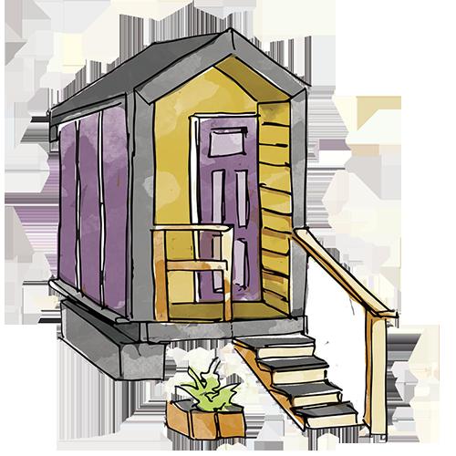 Purple-House-square