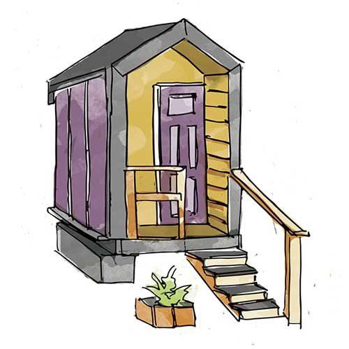 purple-house